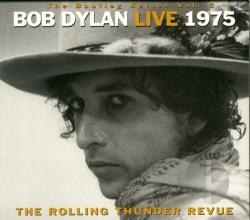 Dylan, Bob - Bootleg Series, Vol. 5: Bob Dylan Live 1975 - The Rolling Thunder Revue CD Cover Art