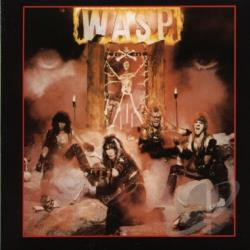 W.A.S.P. - W.A.S.P. CD Cover Art