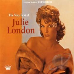 London, Julie - Very Best of Julie London CD Cover Art