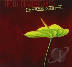 Pendergrass, Teddy - Love Songs Collection CD Cover Art