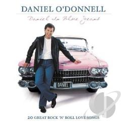 O'Donnell, Daniel - Daniel in Blue Jeans CD Cover Art