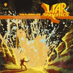 Flaming Lips - At War with the Mystics CD Cover Art