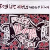 Dosh - Live On Kalx:Berkeley California 11/1 CD Cover Art
