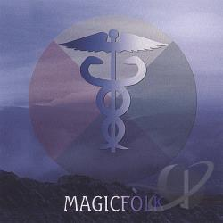Magicfolk CD Cover Art