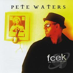 Waters, Pete - Pete Waters CD Cover Art