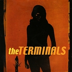 Terminals - Last Days Of The Sun CD Cover Art