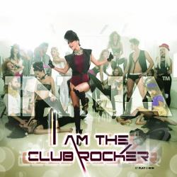 Inna - I Am the Club Rocker CD Cover Art
