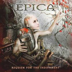 Epica - Requiem For the Indifferent CD Cover Art