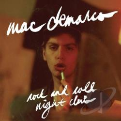 Mac DeMarco - Rock and Roll Night Club CD Cover Art