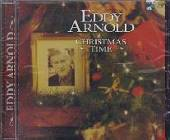 Arnold, Eddy - Christmas Time CD Cover Art