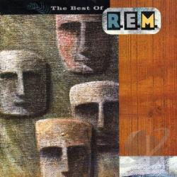 R.E.M. - Best of R.E.M. CD Cover Art