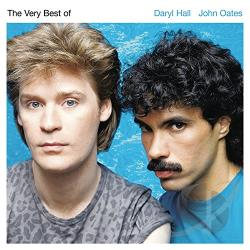 Daryl Hall & John Oates - Very Best of Daryl Hall & John Oates CD Cover Art