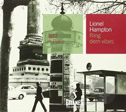 Hampton, Lionel - Ring Dem Vibes CD Cover Art