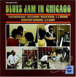 Fleetwood Mac - Blues Jam in Chicago, Vol. 2 CD Cover Art