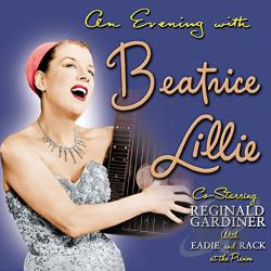 Lillie, Beatrice - An Evening with Beatrice Lillie CD Cover Art