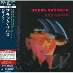 Black Sabbath - Paranoid SA Cover Art