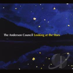 Anderson Council - Looking at the Stars CD Cover Art
