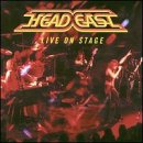 Head East - Live on Stage CD Cover Art