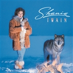 Twain, Shania - Shania Twain CD Cover Art