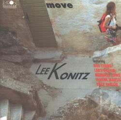 Konitz, Lee - Move CD Cover Art