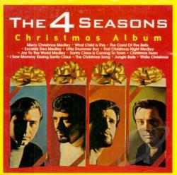 Four Seasons - 4 Seasons' Christmas Album CD Cover Art