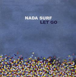 Nada Surf - Let Go CD Cover Art