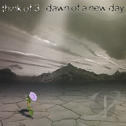 Think of 3 - Dawn of a New Day CD Cover Art
