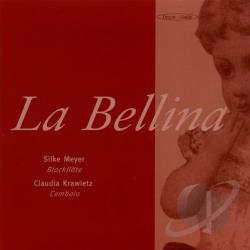 Berardi / Boismortier / Couperin / Meyer - La Bellina CD Cover Art