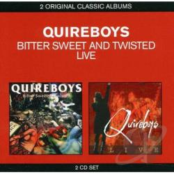 Quireboys - Classic Albums CD Cover Art