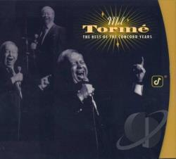 Torme, Mel - Best of the Concord Years CD Cover Art