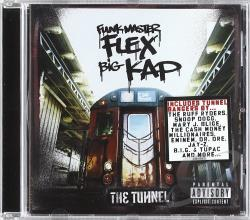 Funkmaster Flex - Tunnel CD Cover Art