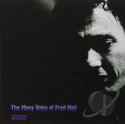 Neil, Fred - Many Sides Of Fred Neil CD Cover Art