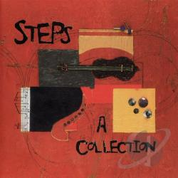 Steps Ahead - Collection: Step by Step/Paradox CD Cover Art