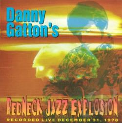 Gatton, Danny - Redneck Jazz Explosion CD Cover Art