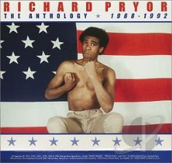 Pryor, Richard - Anthology: 1968-1992 CD Cover Art