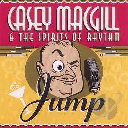 Casey MacGill - The Spirits Of Rhythm - Jump