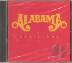 Alabama - Christmas CD Cover Art