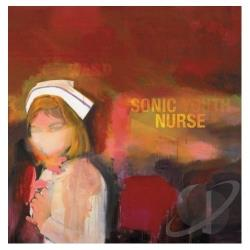 Sonic Youth - Sonic Nurse CD Cover Art