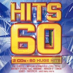 Hits V.60 CD Cover Art