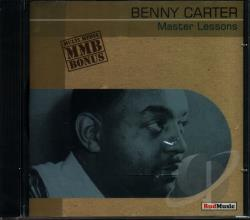 Carter, Benny - Master Lessons (1952) CD Cover Art
