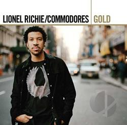 Richie, Lionel - Gold CD Cover Art