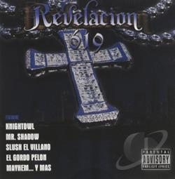Revelacion - 6:19 CD Cover Art