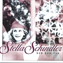 Stella Schindler - New Horizon CD Cover Art