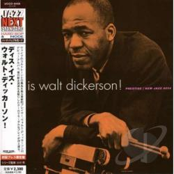 Dickerson, Walt - This Is Walt Dickerson! (Mini LP Sleeve) CD Cover Art