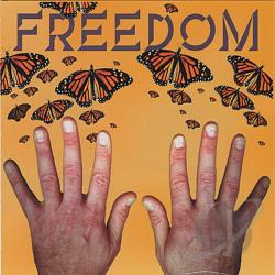 Ian MacGregor Smith - Freedom CD Cover Art