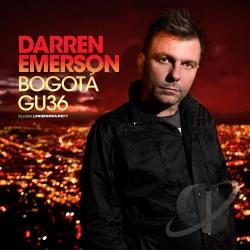 Emerson, Darren - Global Underground: Bogota CD Cover Art