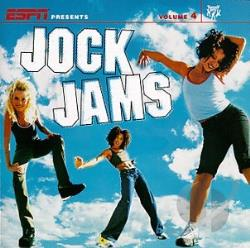 Jock Jams, Vol. 4 CD Cover Art