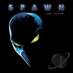 Spawn - Spawn: The Album CD Cover Art