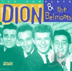 Dion & The Belmonts - Complete Dion & the Belmonts CD Cover Art