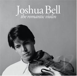 Bell, Joshua - Romantic Violin CD Cover Art